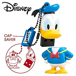 tribe disney donald duck cl usb 8 go fantaisie pendrive usb flash drive 2 super clef usb pour. Black Bedroom Furniture Sets. Home Design Ideas